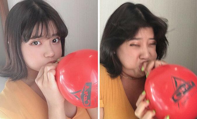 Modelka z Tajlandii postanowiła zrezygnować z wrzucania olśniewających zdjęć i zapełnia swój Instagram prawdziwymi zdjęciami