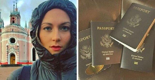 Poznaj Cassandrę, pierwszą kobietę na świecie, która odwiedziła wszystkie kraje świata