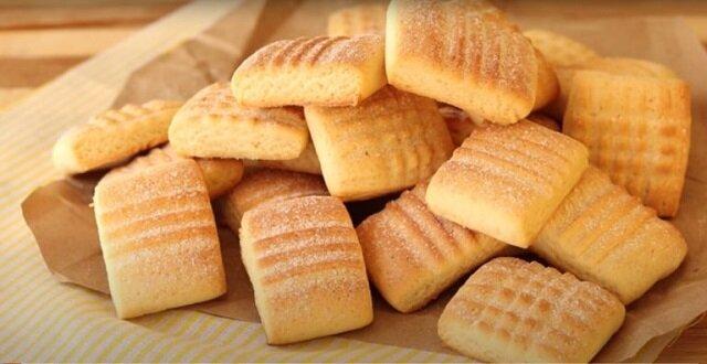 Delikatne ciasteczka miodowe w 20 minut