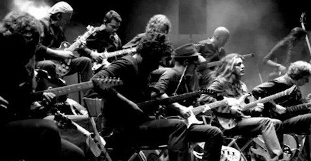 Fantastyczne brzmienie: Toccata i fuga d-moll Bacha w rockowej aranżacji
