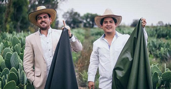 Eko-skóra wykonana z kaktusa zaspokoi potrzeby fashionistek i uratuje zwierzęta