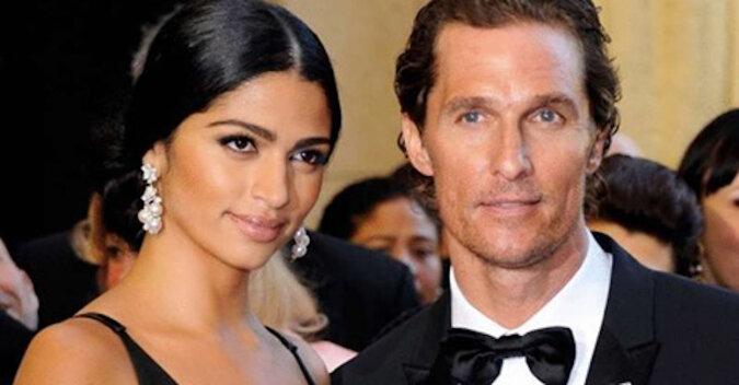 Po 13 latach małżeństwa Matthew McConaughey nadal pisze listy miłosne do swojej żony