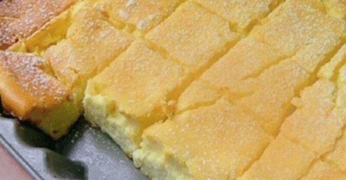 Najdelikatniejsze ciasto twarogowe, które rozpływa się w ustach. 30 minut i jest gotowe