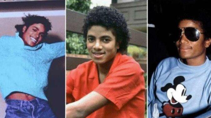 Zdjęcia młodego Michaela Jacksona w latach 80.