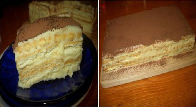Szybki w przygotowaniu i pyszny tort bez pieczenia