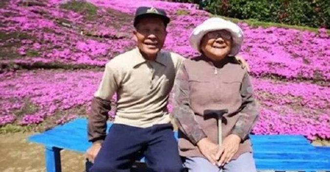 Mąż spędził lata sadząc kwiaty dla swojej niewidomej żony: ona uwielbia ich zapach