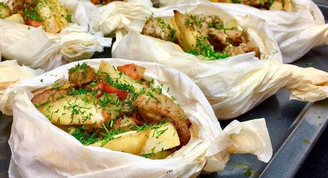 Pieczemy smaczne i piękne ziemniaki. Pycha