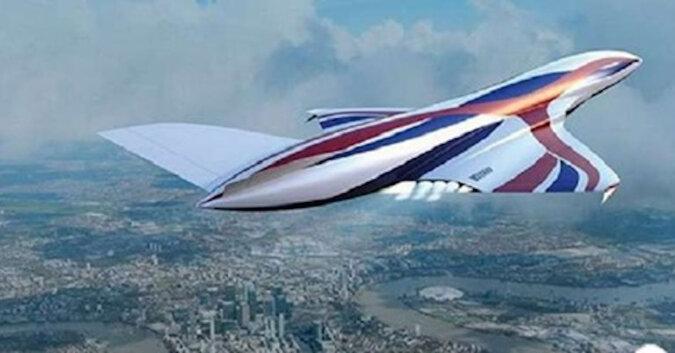 Przez Atlantyk w mniej niż godzinę: zaprezentowano nowy, niepowtarzalny samolot