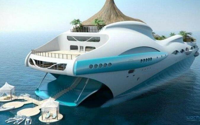 7 luksusowych i nietuzinkowych jachtów, na które nie każdy milioner może sobie pozwolić