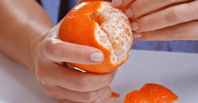Dlaczego mądra gospodyni domowa nigdy nie wyrzuci skórki mandarynki