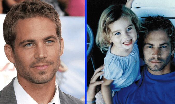 Piękna twarz i oczy taty: jak teraz wygląda 22-letnia córka aktora Paula Walkera