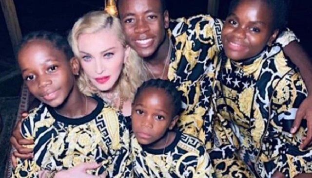 Jak i dlaczego Madonna adoptowała czworo dzieci z Afryki