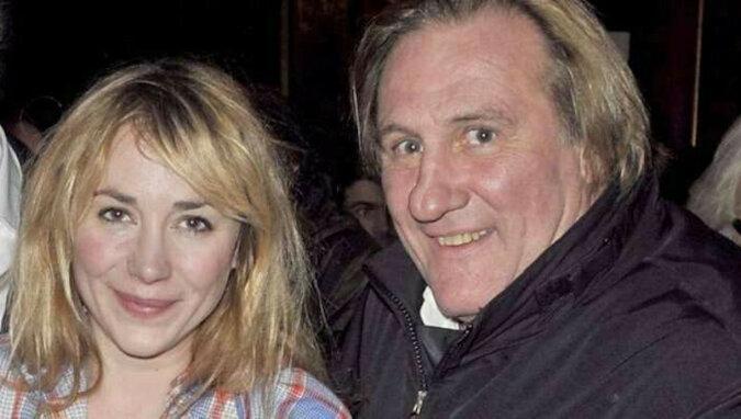 Córka Depardieu przeszła 5 operacji, aby pozbyć się nosa, który odziedziczyła po ojcu