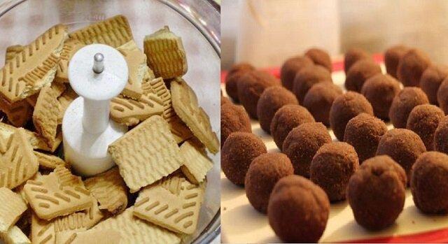 """Ulubiony deser z dzieciństwa """"kartoszka"""" – smaczniejszego nie wymyślono"""