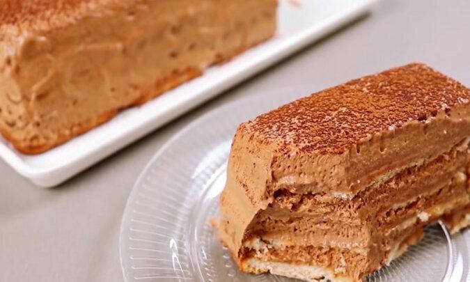 Tort czekoladowy bez pieczenia z przepysznym kremem