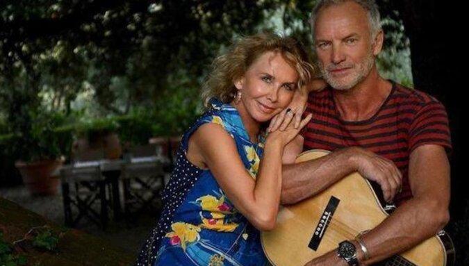44-letnia historia pięknej i zakazanej miłości Stinga i Trudie Styler