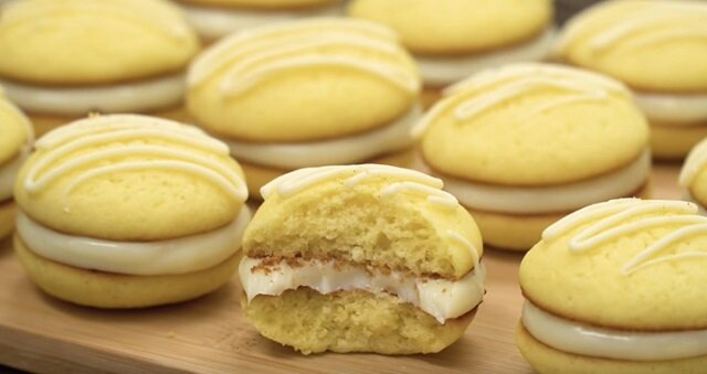 Piękny deser z prostych składników – aromatyczne ciasteczka cytrynowe