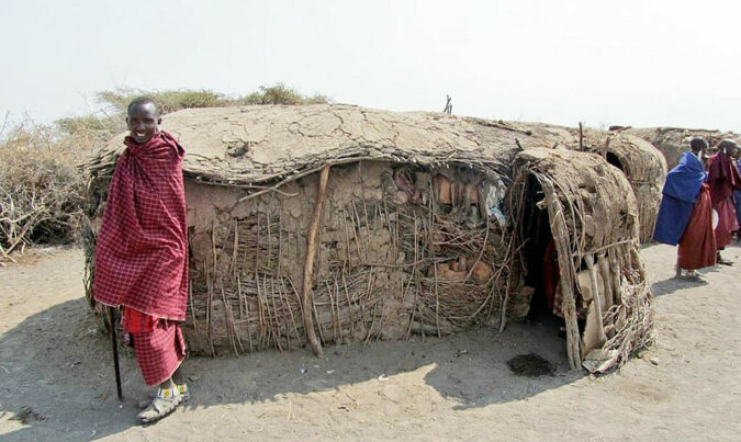 Niezwykłe domy różnych plemion afrykańskich. Będziesz zaskoczony