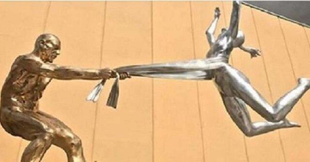 7 niesamowitych rzeźb stworzonych wbrew prawom grawitacji