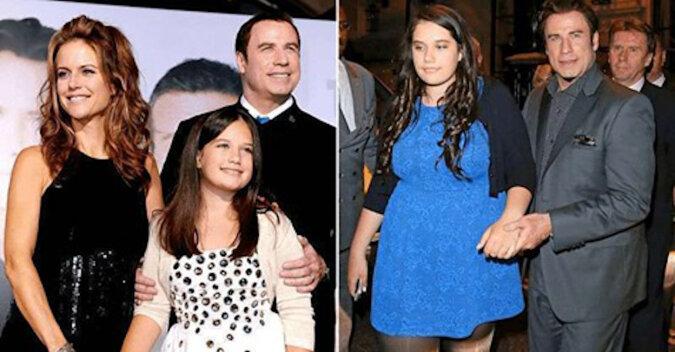 Córka J. Travolty zmieniła się w prawdziwą piękność i chce powtórzyć sukces ojca