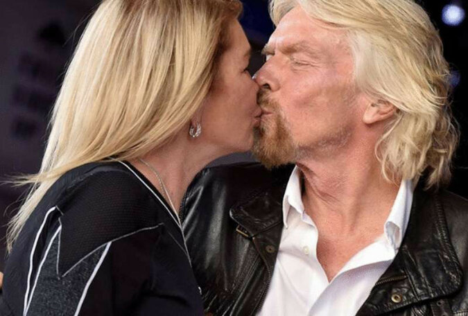 Miliarder Richard Branson wyjaśnia sekret prawdziwie szczęśliwego związku
