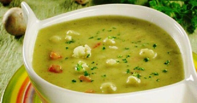 Zupa kalafiorowa. Prosty przepis