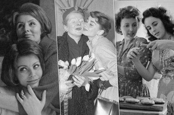 Jak wyglądały matki Marilyn Monroe, księżnej Diany i innych ikon stylu XX wieku