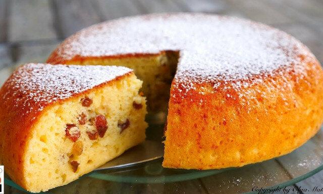 Delikatne i pyszne ciasto na śmietanie w ciągu kilku minut