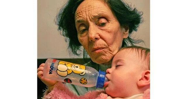 Kobieta została matką w wieku 66 lat: minęło 15 lat, jak teraz wygląda jej córka?