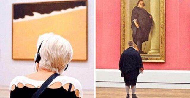 """Utalentowany fotograf przez kilka lat potajemnie filmował """"właściwych"""" gości muzeum – zobacz dlaczego"""