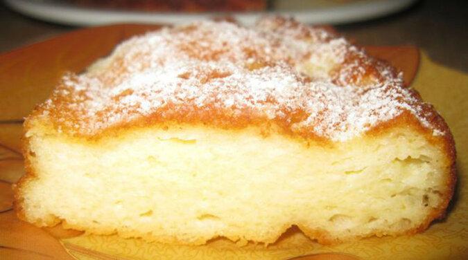 Pyszne ciasto twarogowe