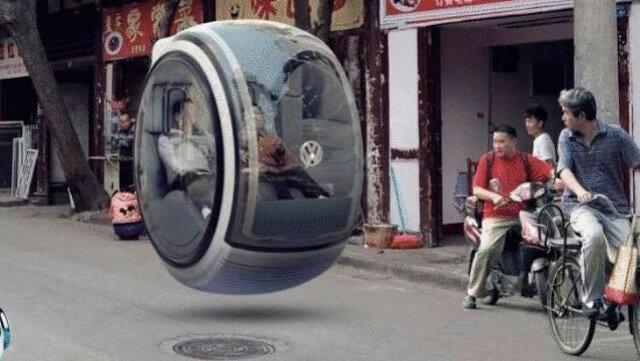 Samochód od Volkswagena