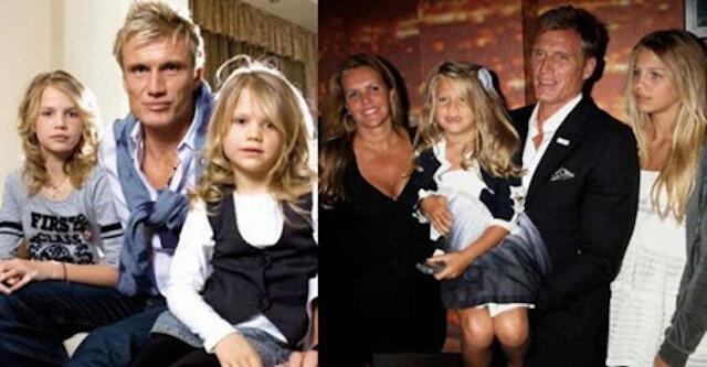 Piękna córka Dolpha Lundgrena zachwyca fanów