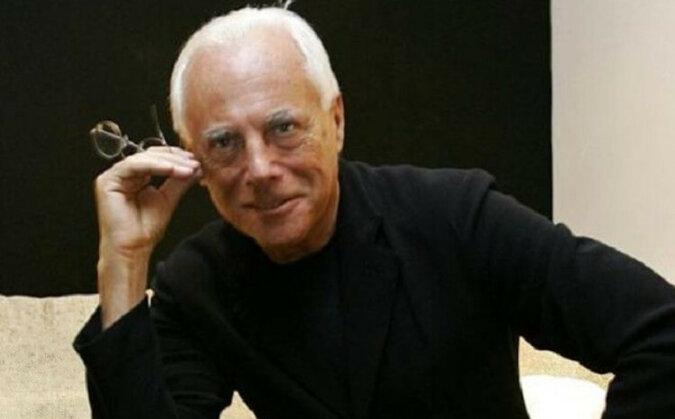 10 lekcji stylu od Giorgio Armaniego
