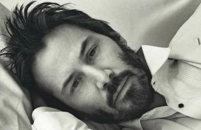 """Keanu Reeves: """"Smutek zmienia kształt, ale nigdy się nie kończy"""""""