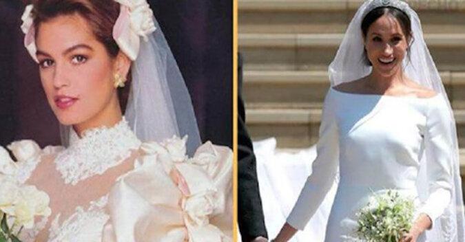 Powrót do lat pięćdziesiątych XX wieku: oto jak zmieniła się moda na suknie ślubne