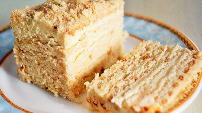 Pyszny tort bez pieczenia. Jest bardzo prosty i szybki w przygotowaniu