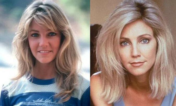 Gdzie zniknęła jedna z najsłynniejszych aktorek lat 90 - piękna blondynka Heather Locklear?