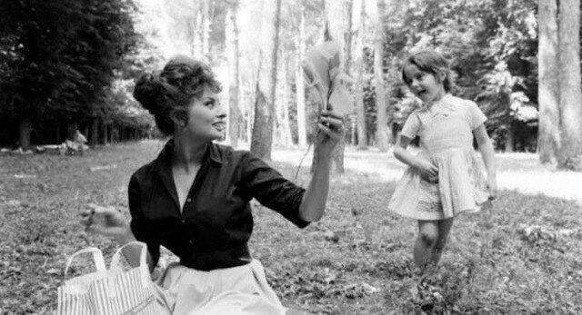 Zachwycająca Sophia Loren na zdjęciach Alfreda Eisenstadta