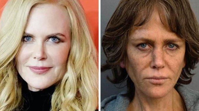 Aktorzy z makijażem i bez. 9 najbardziej niesamowitych przemian