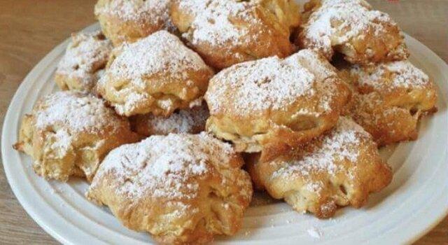 Szybkie ciasteczka jabłkowe od włoszki