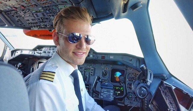 Dlaczego pilot nie może nosić wąsów i brody?