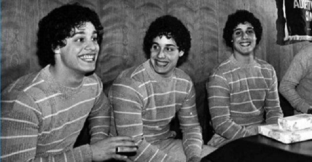 Eksperyment w imię nauki: bracia - trojaczki przez 19 lat nie wiedzieli o swoim istnieniu