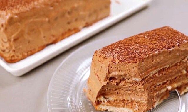 Niesamowity i najdelikatniejszy tort czekoladowy bez pieczenia z pysznym kremem