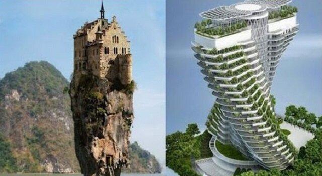 10 najpiękniejszych i najwspanialszych budynków na świecie
