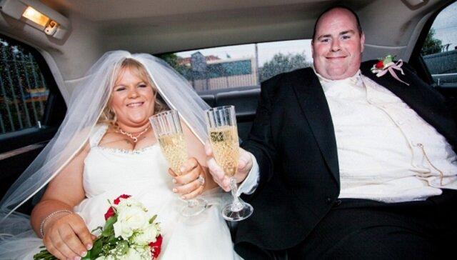 Gdy zobaczyli swoje zdjęcia ze ślubu byli przerażeni swoim wyglądem. Zobacz jak wyglądają dziśiaj