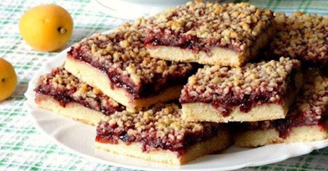 """""""Wiedeńskie ciasteczka"""" - szybki deser do herbaty z minimalnej ilości produktów"""
