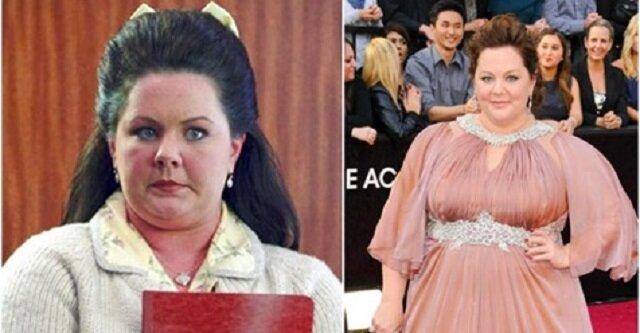 Amerykańska aktorka Melissa McCarthy schudła 40 kg! Jak ona teraz wygląda?