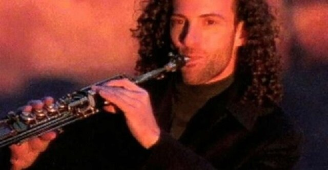 "Magia saksofonu Kenny G. – ""The Moment"". Uwielbiam"
