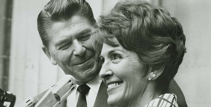 """Prezydent USA Reagan do swojego syna: """"Mężczyzna, który zainwestuje w małżeństwo połowę tego ile należy, dostaje tyle samo"""""""